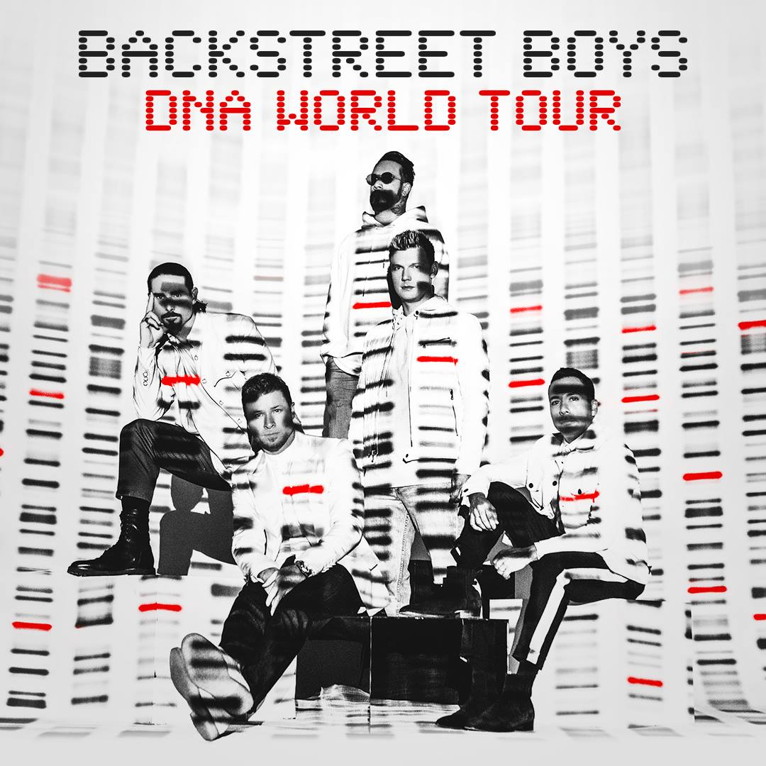 Backstreet Boys Announce 2019 DNA World Tour