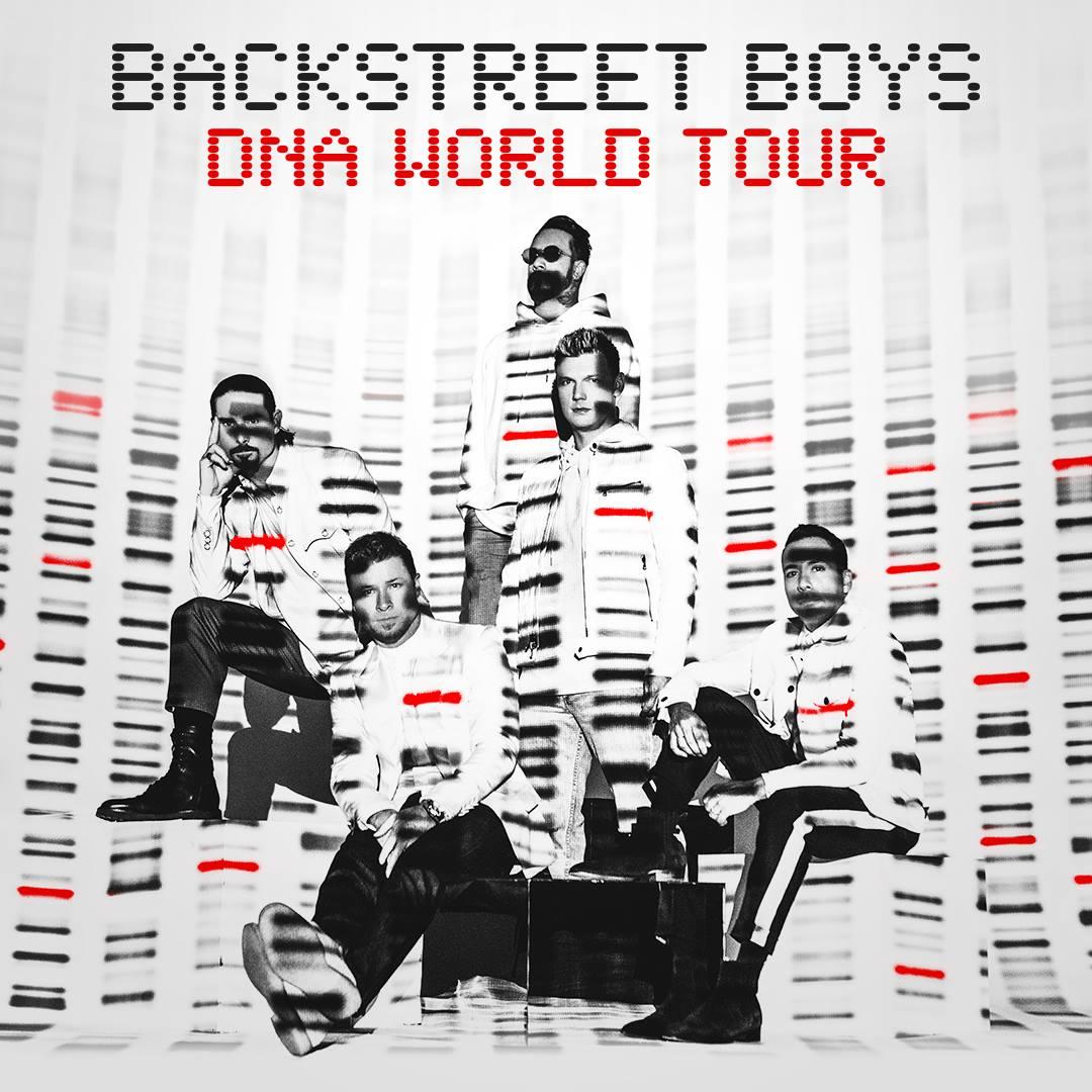 Backstreet Boys Announce 2019 DNA World Tour